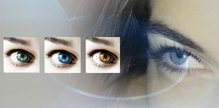 Kontaktlinsen